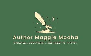 Author Maggie Mooha Logo